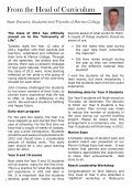 download - Marian College - Page 2