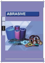 ABRASIVE - Factory Max CO., LTD