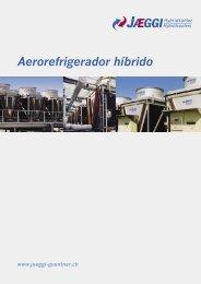 Aerorefrigerador híbrido - Servipartes