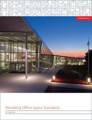 Revisiting Office Space Standards - Brigholme