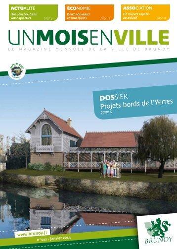 Unmoisenville - ville de Brunoy