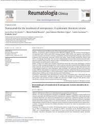 Denosumab for the treatment of osteoporosis: A systematic ... - panlar