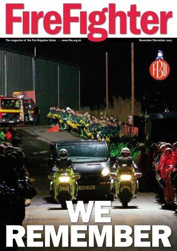 Download the Whole Magazine - Fbu.me.uk