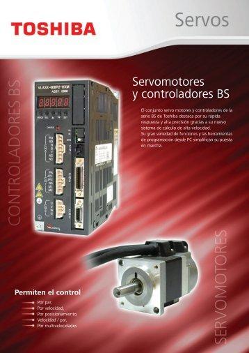 servo motores BS - Ctautomatismos.com