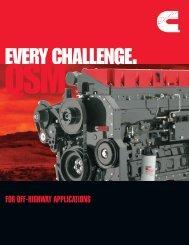 QSM - Cummins Engines