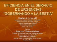 Eficiencia en urgencias - Reeme.arizona.edu