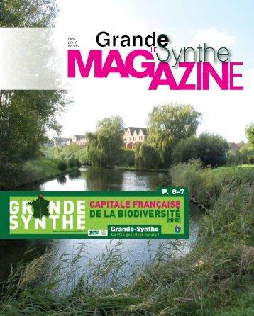 mag nov 2010_Mise en page 1 - Ville de Grande-Synthe
