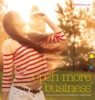 Download Open More Business report - Coca-Cola Enterprises Ltd