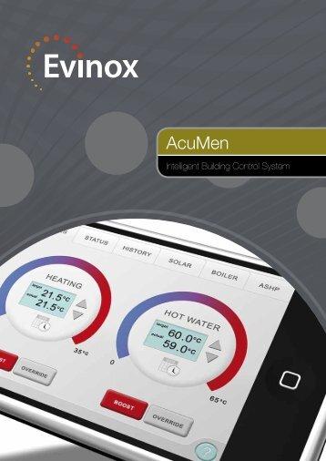 AcuMen Brochure - Evinox
