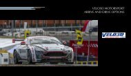 Arrive and Drive by Veloso Motorsport - Aston Martin