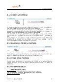 Manual operativo Cajastur Factura Electrónica - Page 5