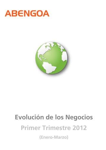 Anexo Evolución de los Negocios935 KB - Abengoa