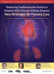 New Strategies for Primary Care - CECity