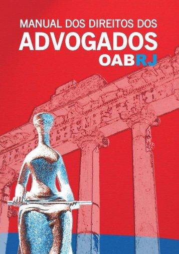 conselheiros seccionais da oab/rj - ..:: oabrj