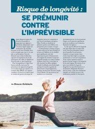 Risque de longévité : se prémunir contre l'imprévisible - Conseiller