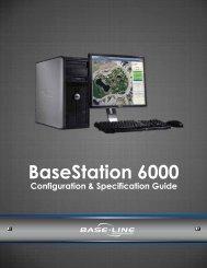 BaseStation 6000 Configuration & Specification ... - Baseline Systems