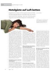 62 HO_03-08 Marktfokus Airlux:Layout 1 - hoteljournal.ch