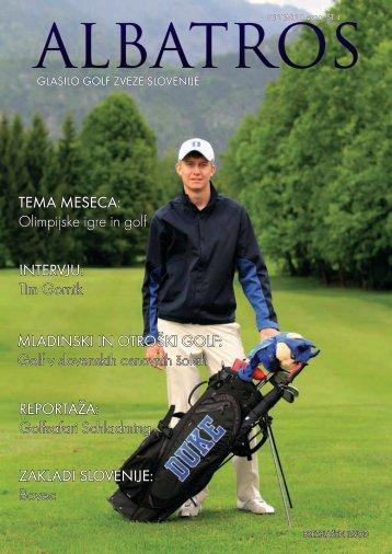 Albatros - verzija PDF - Golfportal.info