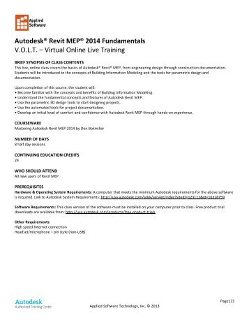 download pdf version - Applied Software
