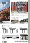 Fahrradüberdachung PEGASUS - Ziegler - Page 4