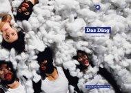 Das Ding - Deutsches Theater