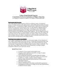MCL-014 Newsletter - McLean Hospital - Harvard University