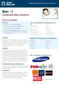 Ben - 1 - Market Segmentation - Sport England - Page 5