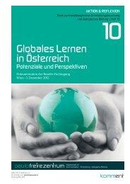 Globales Lernen in Österreich - Paulo Freire Zentrum