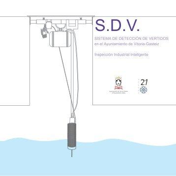Sistema de detección de vertidos - Ayuntamiento de Vitoria-Gasteiz