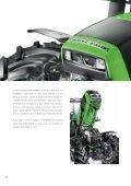 el tractor que estabas esperando. nuevos agrotron ttv 410 / 420 / 430 - Page 6