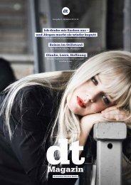 DT Magazin | Ausgabe 1 - Spielzeit 2011/12 - Deutsches Theater