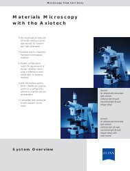 Axiotech 8-Seiten engl (Page 3) - Carl Zeiss