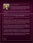 2011 NBCC Conference Program - National Breast Cancer Coalition - Page 2