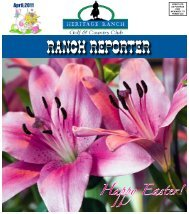 Happy Easter! - Heritage Ranch