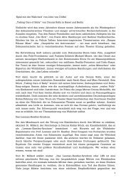 1 'Spiel mit der Wahrheit' von John von Düffel - Deutsches Theater