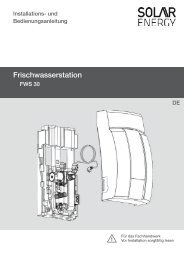 SEG_FWS 100201.indd - SEG Solar Energy GmbH