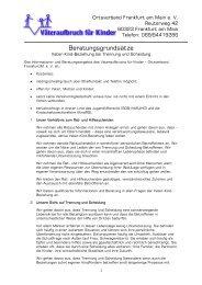 Beratungsgrundsätze-VAFK - Väteraufbruch-Marburg
