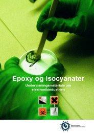 Hent Epoxy og isocyanater - Industriens Branchearbejdsmiljøråd