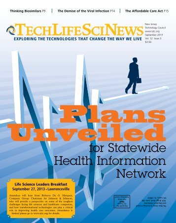 for Statewide Health Information Network - NJTC TechWire