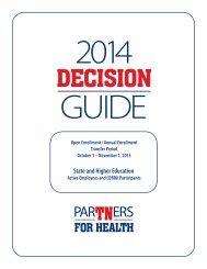 Decision Guide - TN.gov