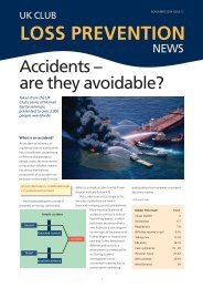LP News issue 17 - UK P&I Members Area