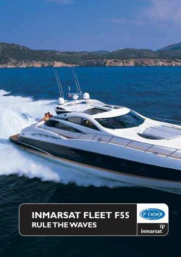 Inmarsat Fleet F55 Brochure - Stratos Global Corporation