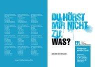 Jahresbericht 2012 - Ehe-, Familien- und Lebensberatung im ...
