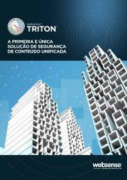 A Solução TRITON - Websense