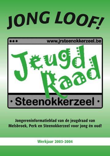 JONG LOOF! - Steenokkerzeel