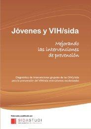 Jóvenes y VIH/sida - Sida Studi