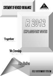 Form R 2012 Explanatory Notes - Lembaga Hasil Dalam Negeri