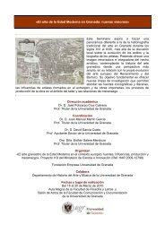 «El arte de la Edad Moderna en Granada: nuevas visiones»