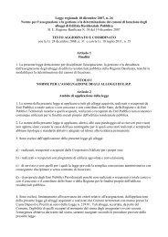 Legge Regionale n.24 del 18/12/2007 - ATER Potenza