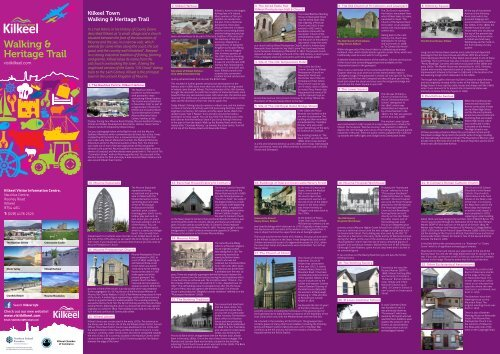 Kilkeel Walking & Heritage Trail - Discover Northern Ireland
